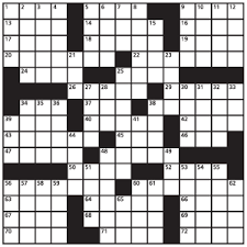 Christmas Crossword Competition Winners Announced