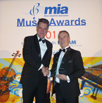 Denis Wick wins MIA Music Awards for Exports