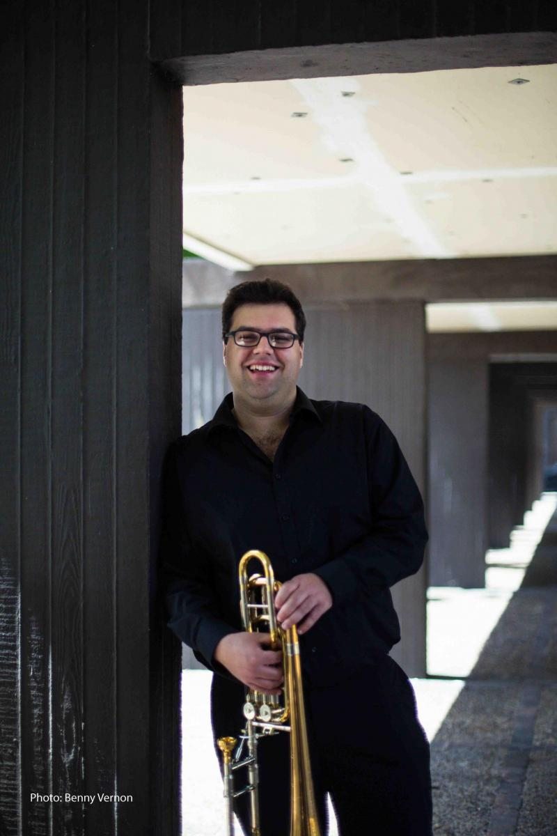 Josh Cirtina appointed to the Royal Philharmonic Orchestra