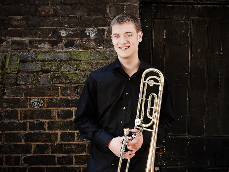 Guildhall School appoints Peter Moore as Professor of Trombone