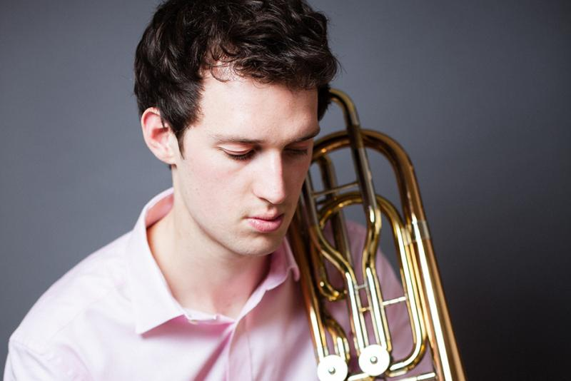 James Buckle joins the Philharmonia Orchestra